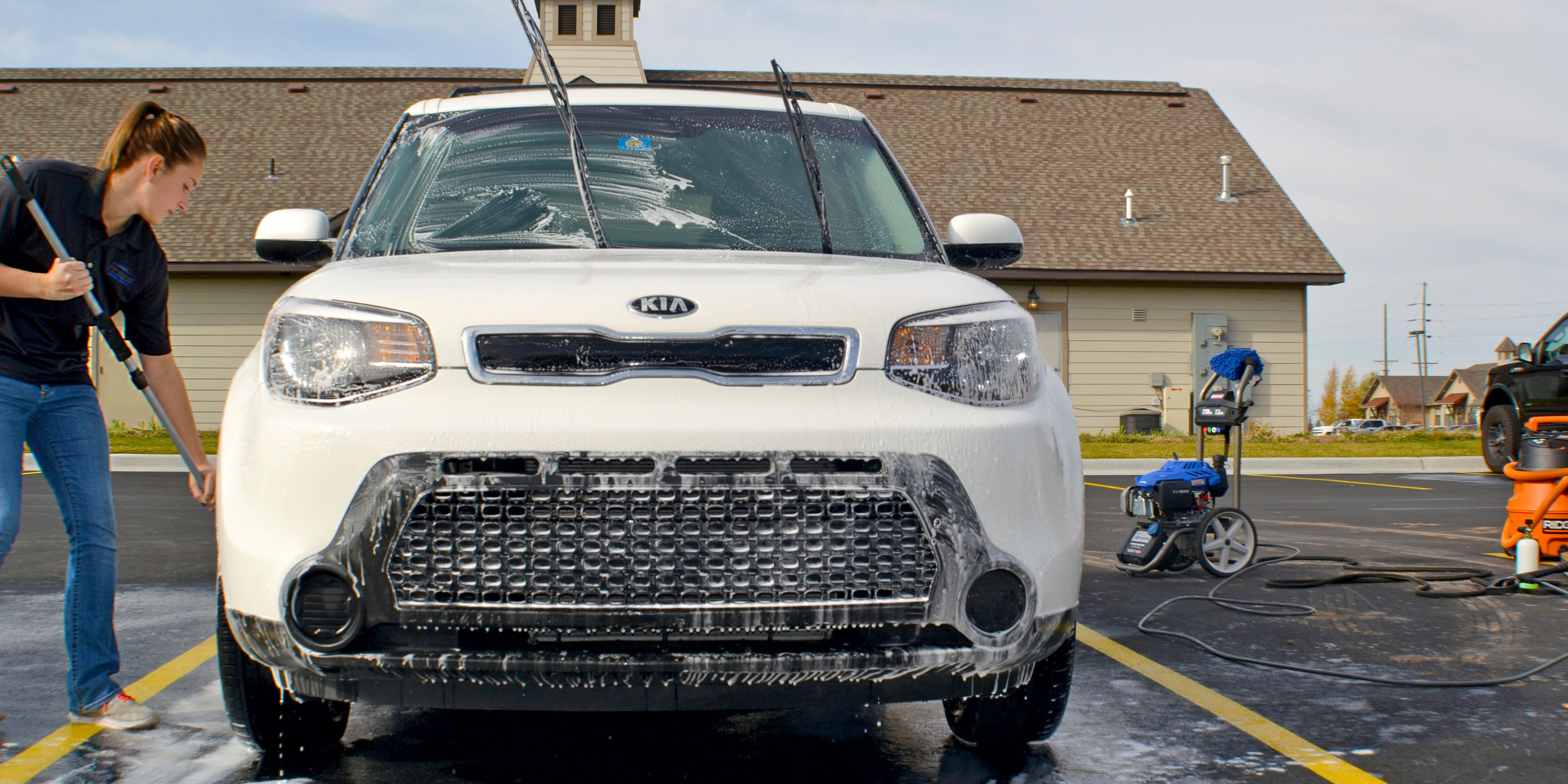Full Service Car Wash Coeur D Alene
